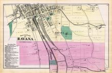 Havana - South Part, Schuyler County 1874